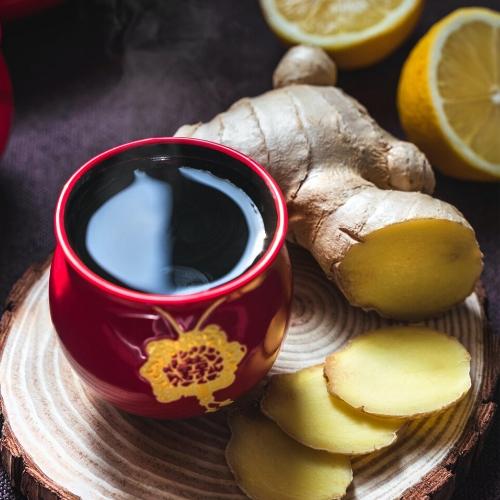 Fresh Ginger - Sheng Jiang, Rhizoma Zingiberis Recens
