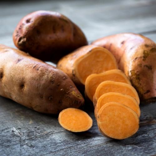 Sweet Potatoes - Zhu Ling, Polyporus